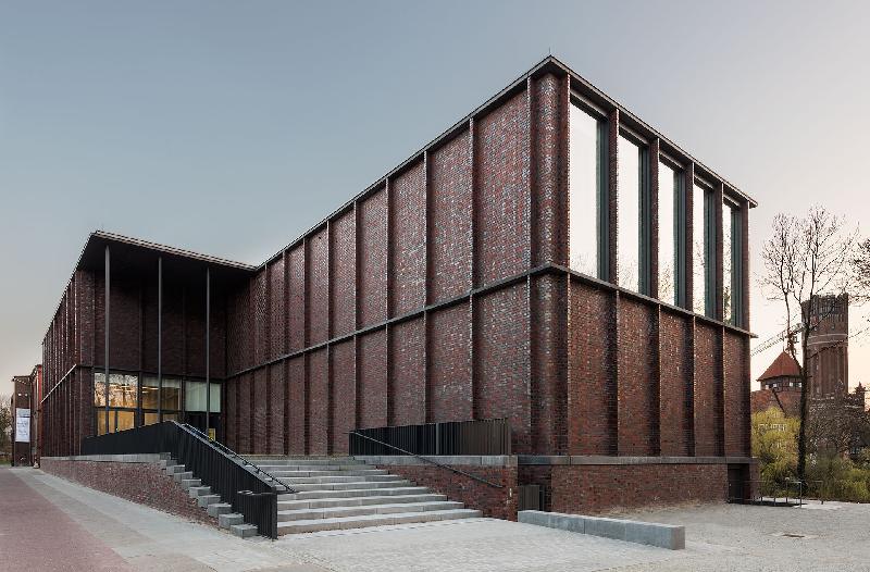Architekten Lüneburg wittmunder klinker lux1 derendorf düsseldorf